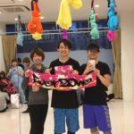 【北海道在住男性4人組アイドルグループ 「Ever ZOne」メンバーによるダンスエクササイズレッスン開催☆】